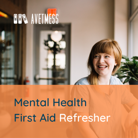 mental health first aid refresher